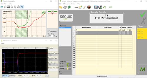 Sequid TDR在PCB及FPC阻抗测试中的应用