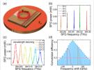 中国科大在集成光学芯片上实现高效光子频率转换